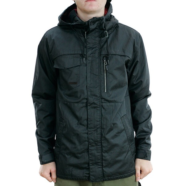 Volcom Monrovia Insulated Jacket Black