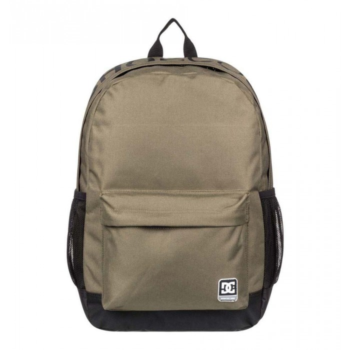 DC Shoes Backsider Backpack Bag Fatigue Green