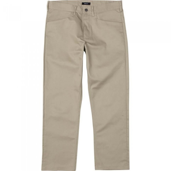 RVCA New Dawn Pressed Chino Pants Khaki