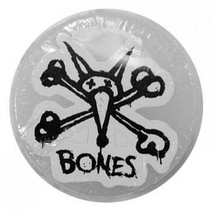 Bones Vato Rat Skateboard Wax White 60gm