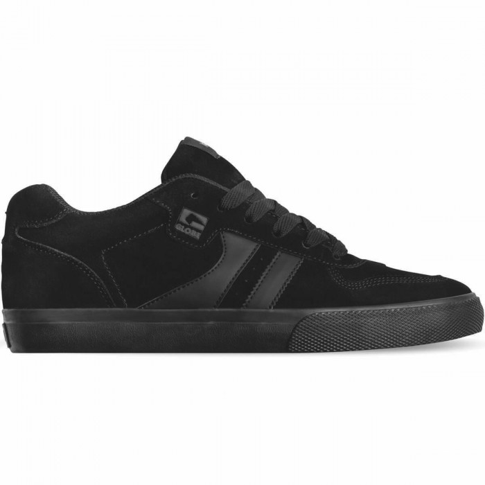Globe Footwear Encore 2 Black Skate Shoes