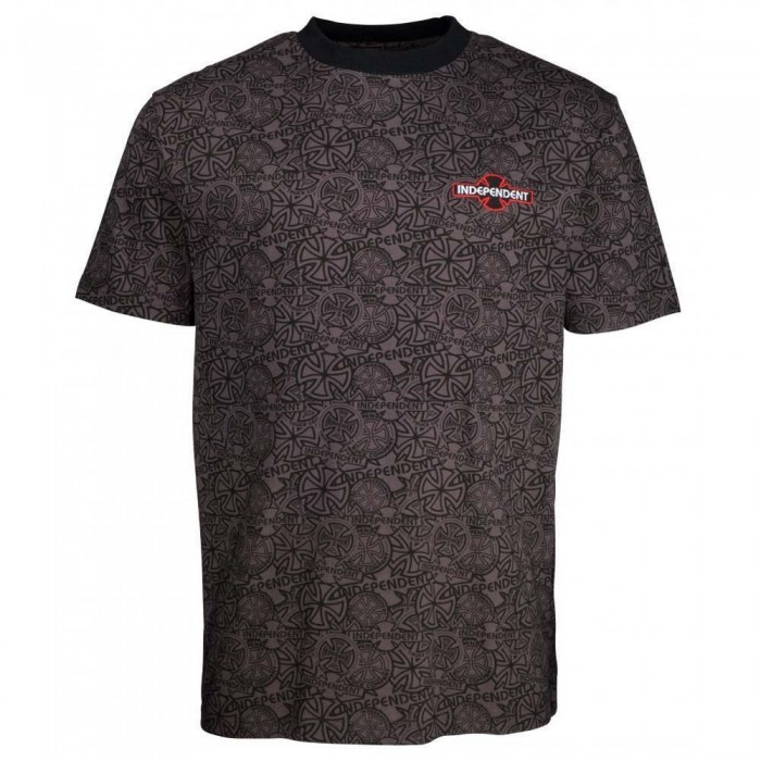 Independent Truck Co Array T-Shirt Dark Gull Grey