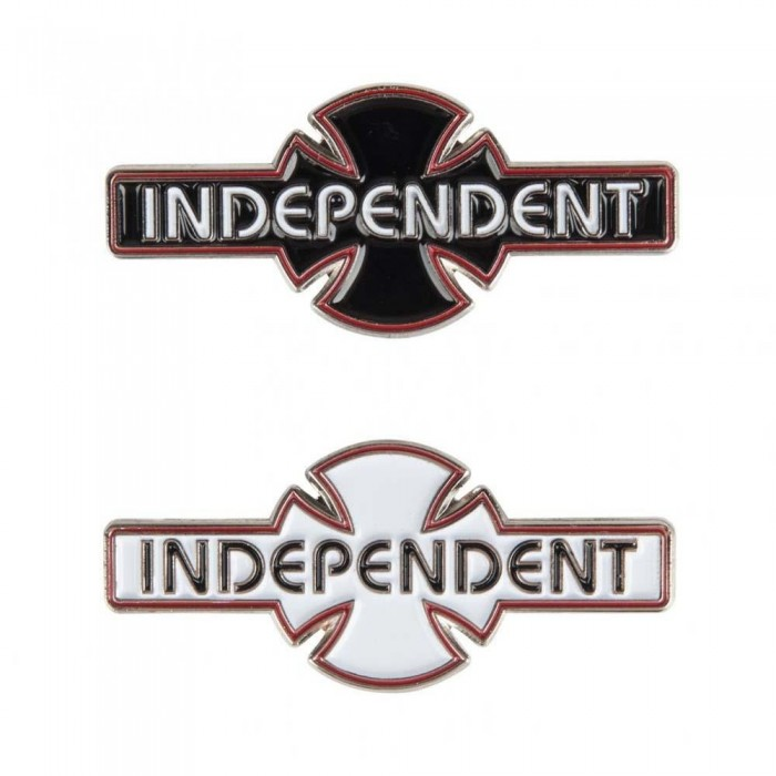 Independent Truck Co O.G.B.C Lapel Pin Badge Set (2 Pack) Assorted