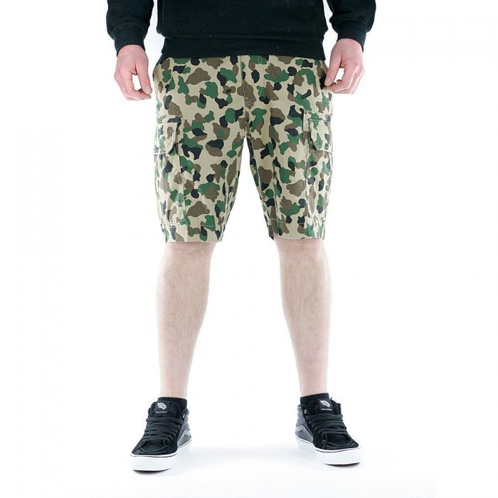 Dickies New York Shorts Duck Camo