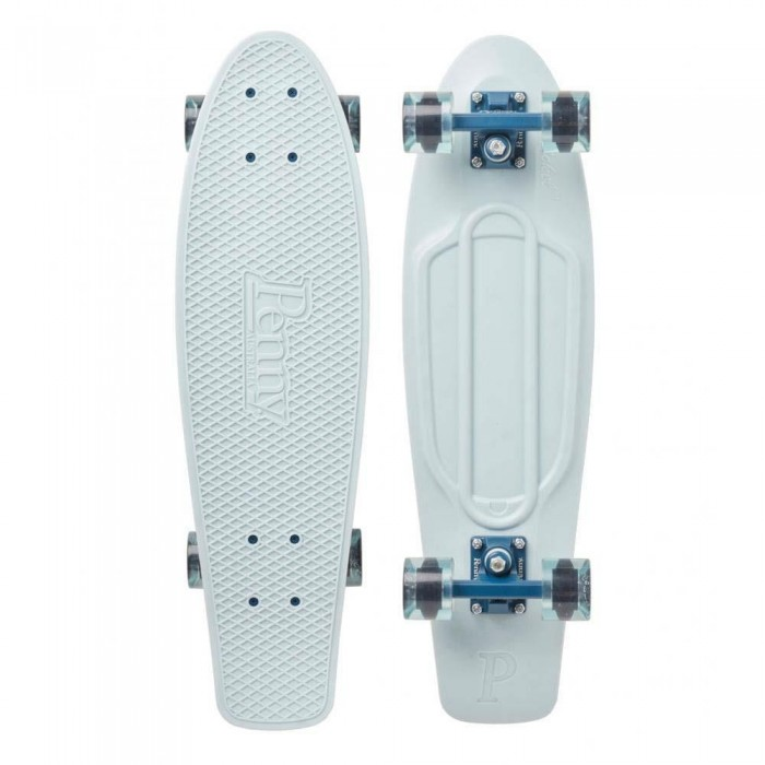 "Penny Cruiser  Complete Skateboard 27"" Ice Blue"