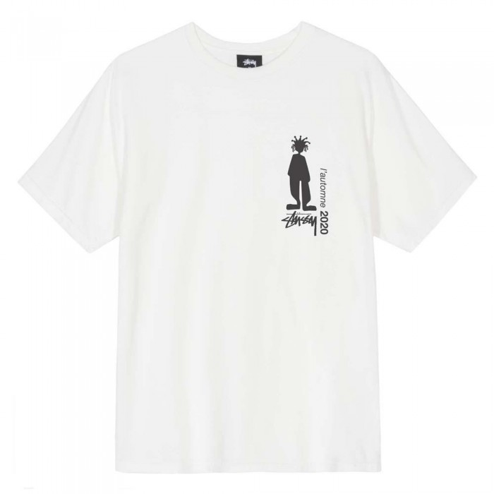 Stussy Delusion Pigment Dyed T-Shirt Natural