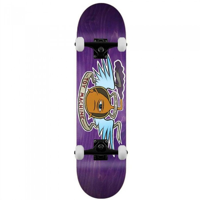 """Toy Machine All Hail Complete Skateboard Multi 8.25"""""""
