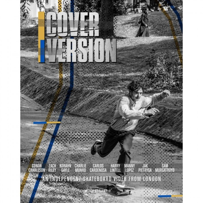 Cover Version Skateboard Video USB