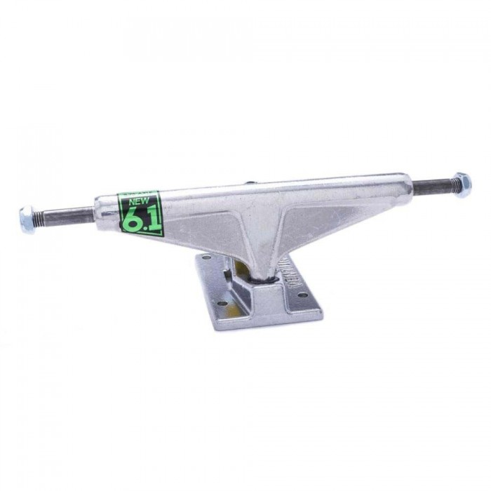 Venture 6.1 High Skateboard Trucks All Polished Silver 6.1""