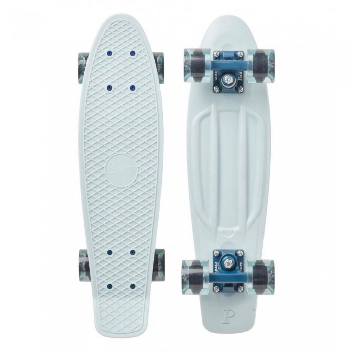 "Penny Cruiser 22"" Ice Blue Complete Skateboard Classics Collection"