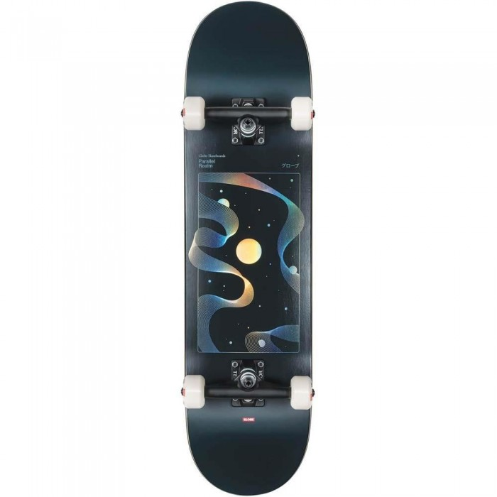 """Globe G2 Parallel Factory Complete Skateboard Midnight Prism Realm 8.25"""""""