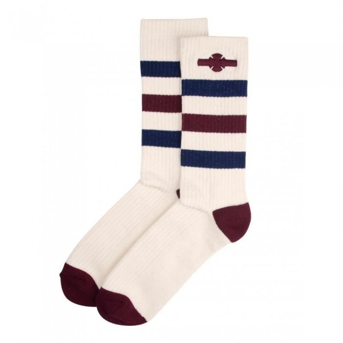 Independent Truck Co O.G.B.C Rigid Socks Off White One Size Adult
