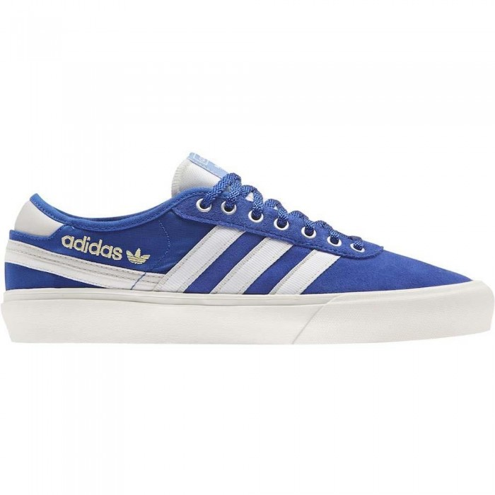 Adidas Skateboarding Delpala Premiere Team Royal Blue Skate Shoes