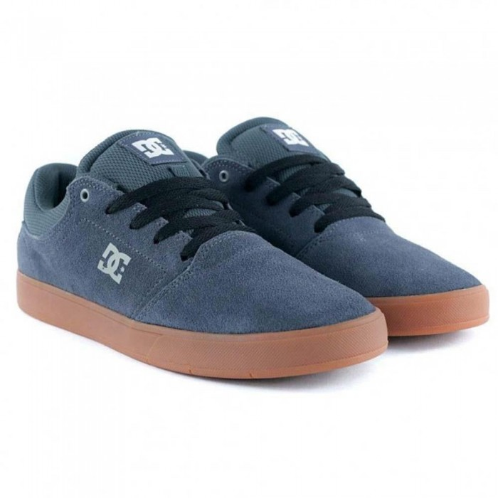DC Shoe Co Crisis M Charcoal Skate Shoes