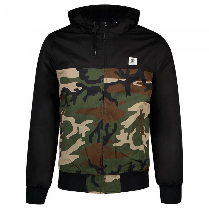 Element Dulcey Two Tones Jacket Camo