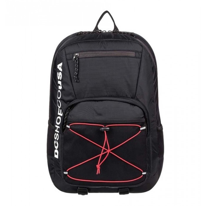 DC Shoes Cushings Backpack Bag Black