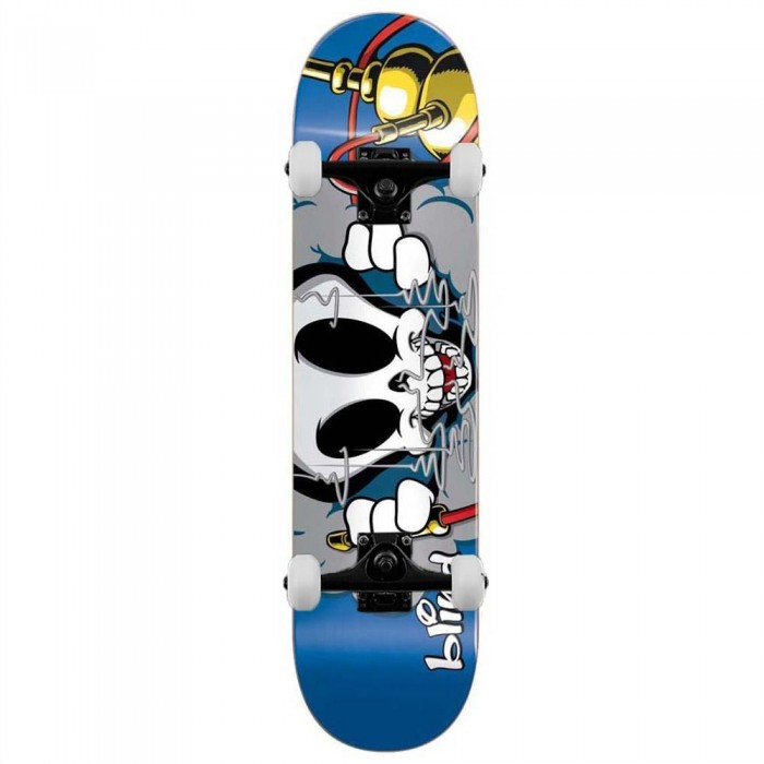 Blind Nassim Lachhab Papa Reaper Character Complete Skateboard Multi 8.375""