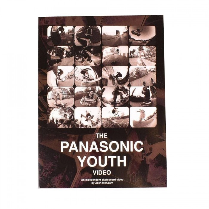 Panasonic Youth Skateboard DVD