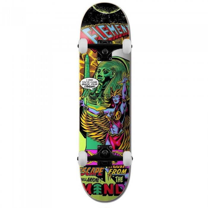 """Element Escape From The Mind Complete Skateboard Multi 8.38"""""""