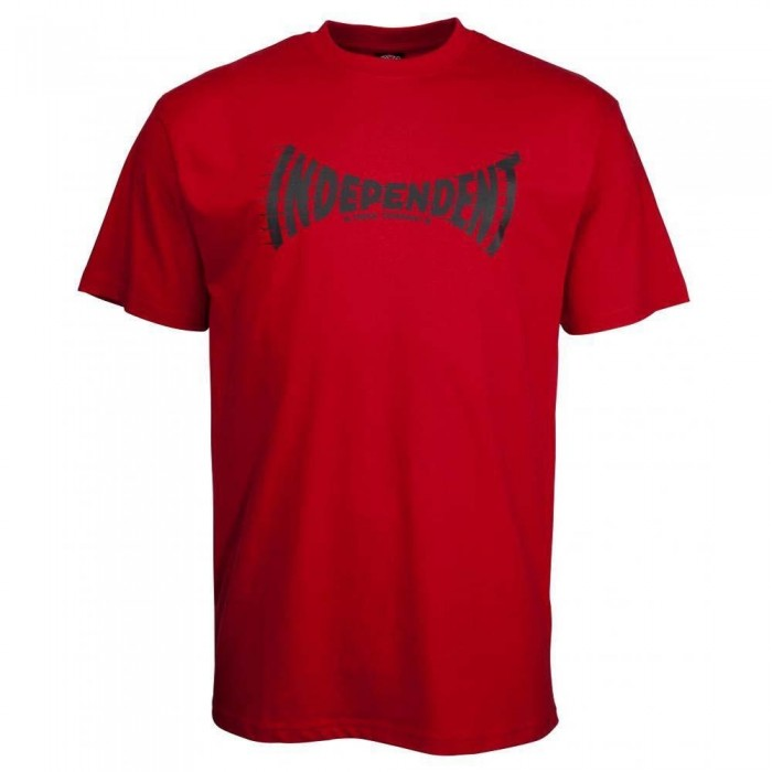 Independent Truck Co Breakneck T-Shirt Cardinal Red