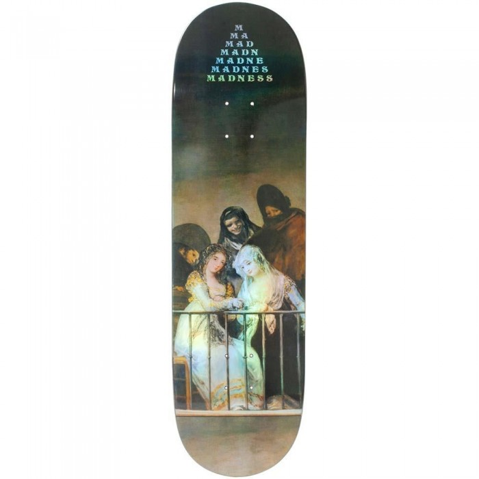 """Madness Creeper Popsicle R7 Skateboard Deck Holographic 8.75"""""""