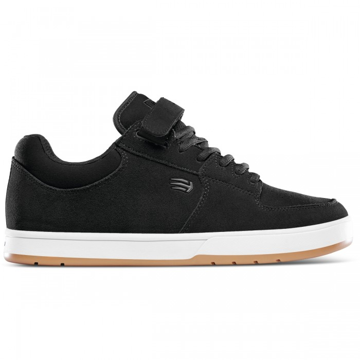 Etnies Footwear Joslin 2 Black White Gum Skate Shoes