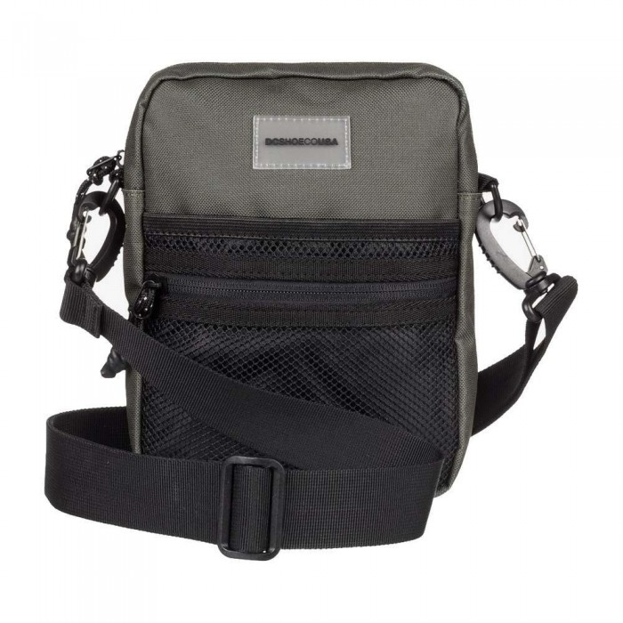 DC Shoe Co Starcher 3 Shoulder Bag Tarmac