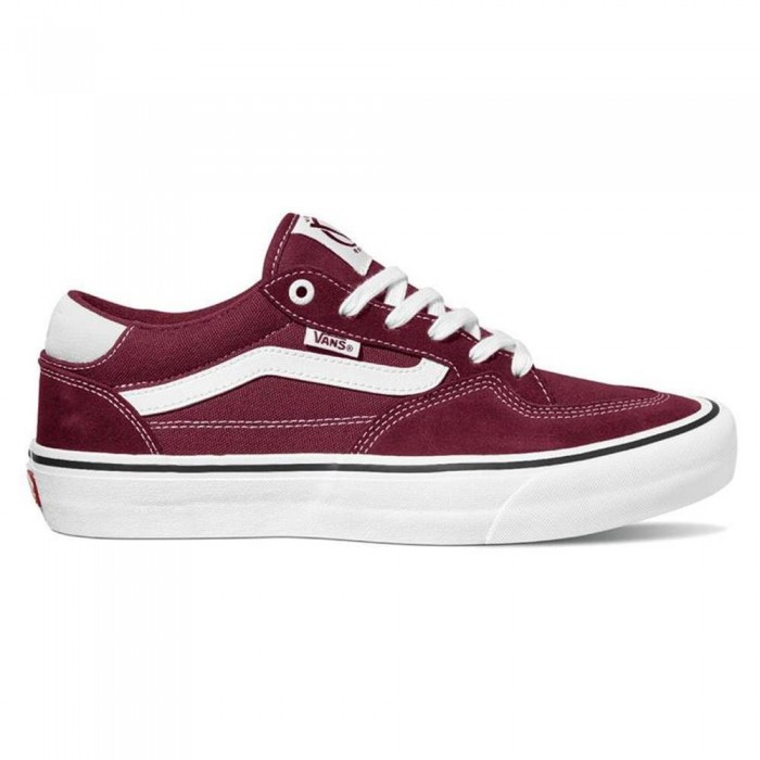 Vans Rowan Pro Port White Skate Shoes
