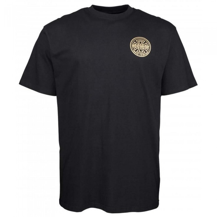 Independent Truck Co Bauhaus Bold T-Shirt Black