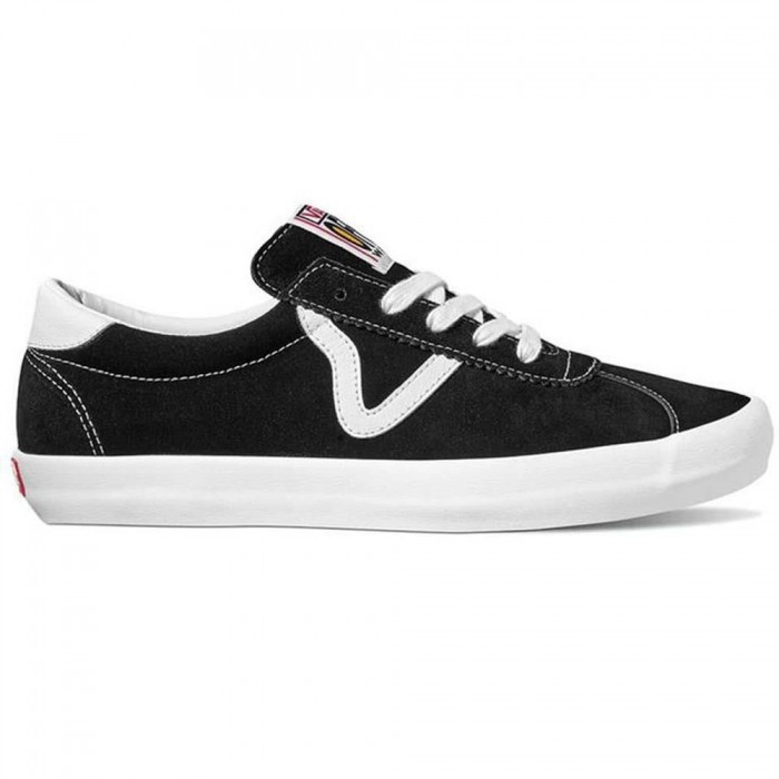 Vans Epoch Sport Pro White White Skate Shoes
