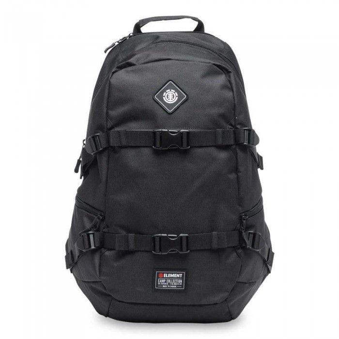 Element Jaywalker Backpack Bag All Black