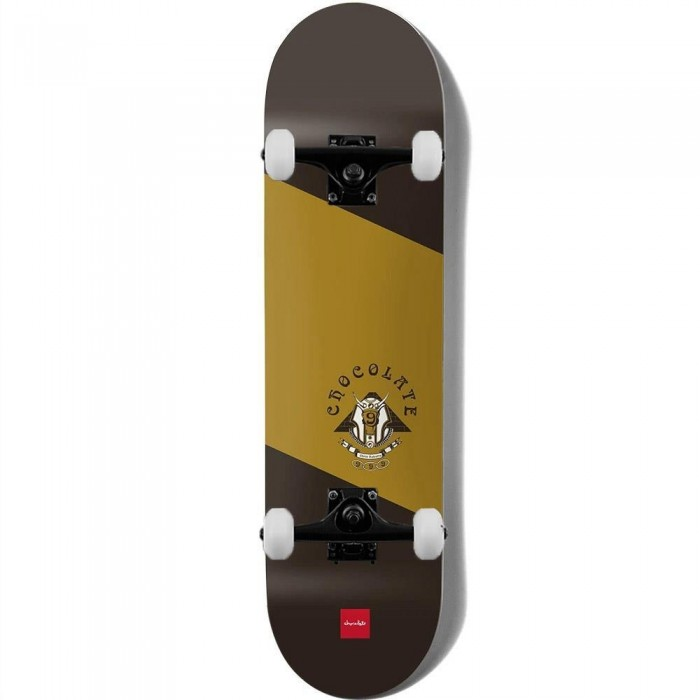 Chocolate Complete Skateboard Secret Society Chris Roberts 8""