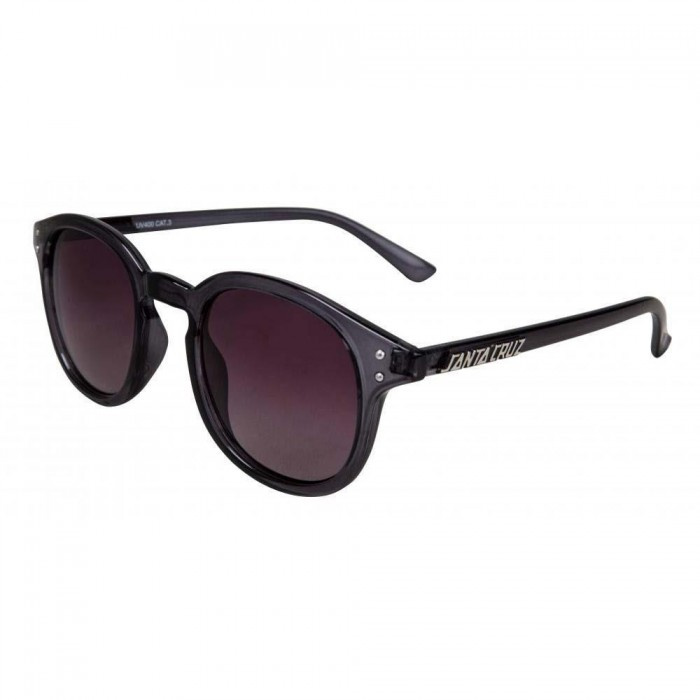 Santa Cruz Sunglasses Watson Sunglasses Black Adult