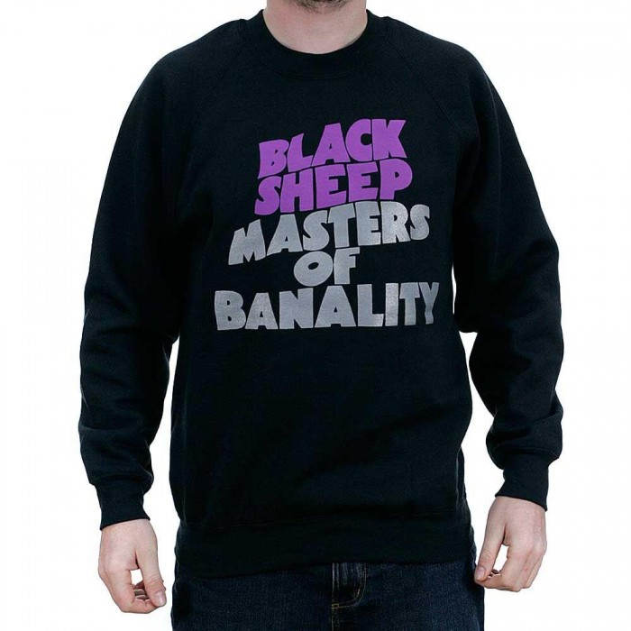 Black Sheep Sabbath Devil Crewneck Sweatshirt