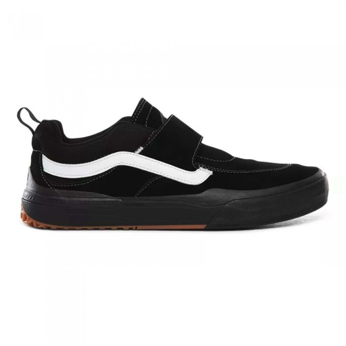 Vans Kyle Pro 2 Black Black Skate Shoes