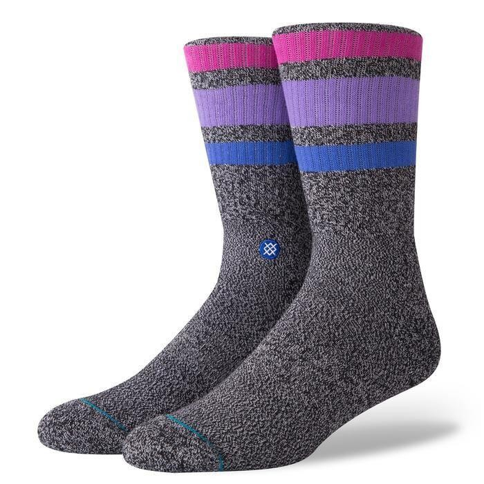 Stance Socks Boyd 4 Heather Grey Large