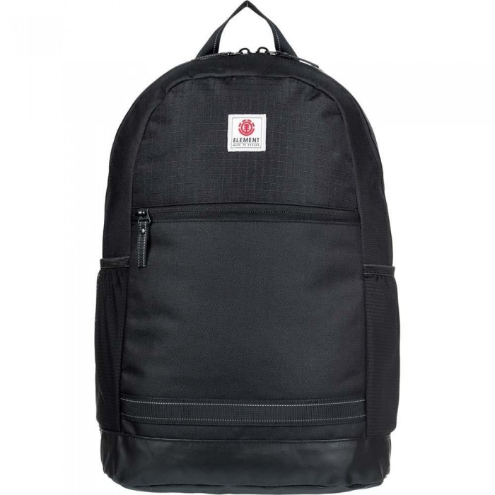 Element Action Backpack Bag Flint Black