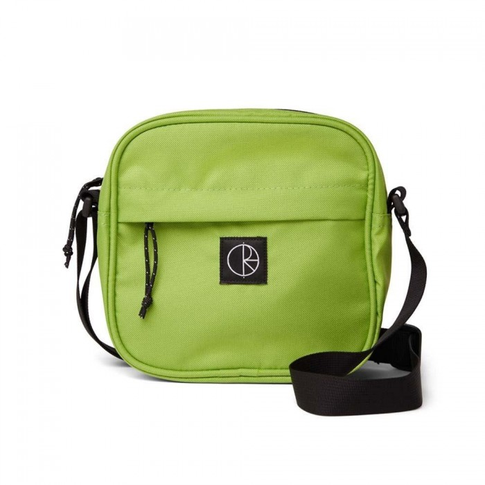 Polar Skate Co Cordura Dealer Shoulder Bag Lime