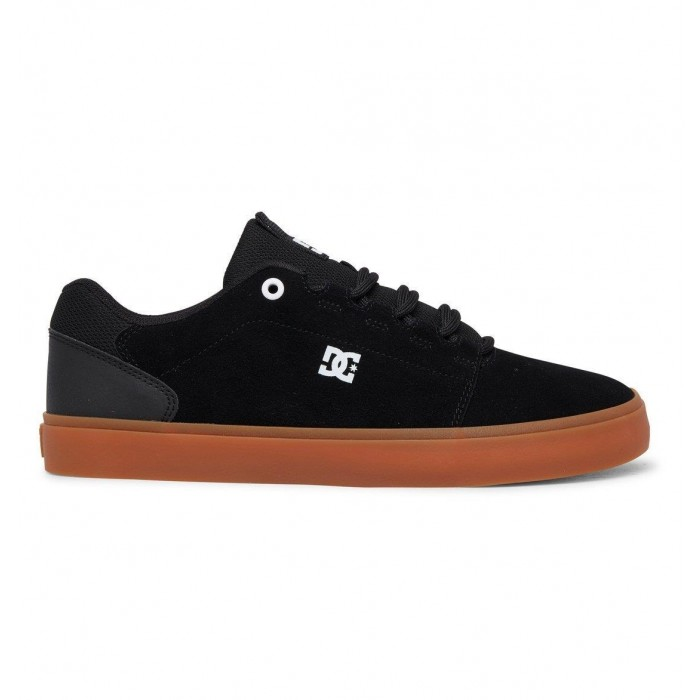 DC Shoe Co Hyde M Black Gum Skate Shoes