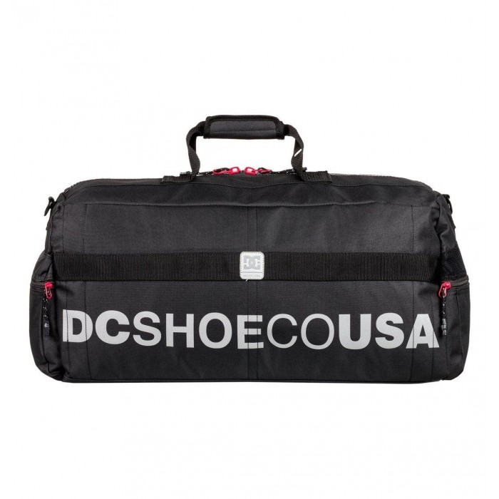 DC Shoes Brenttenberger Duffle Bag Black