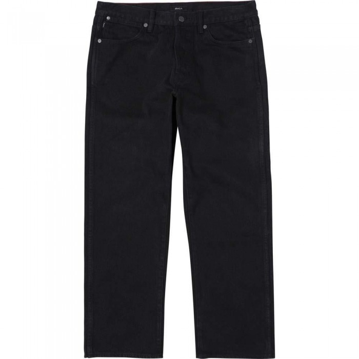 RVCA New Dawn Denim Pants Vintage Black