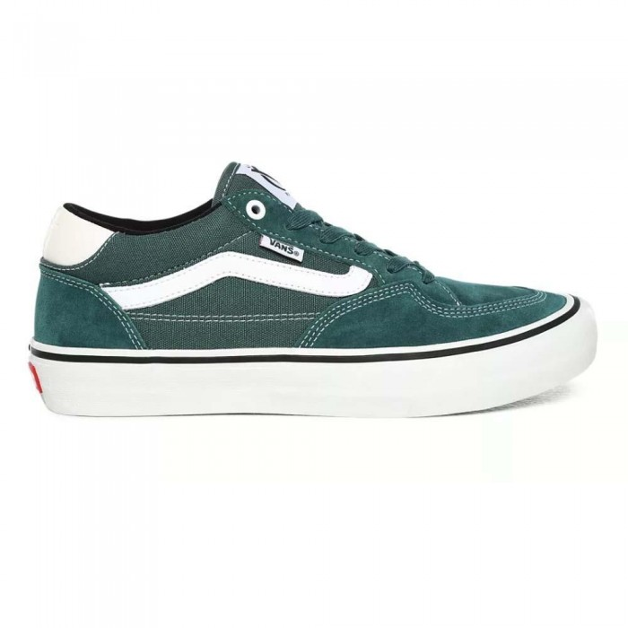 Vans Rowan Pro Pine White Skate Shoes
