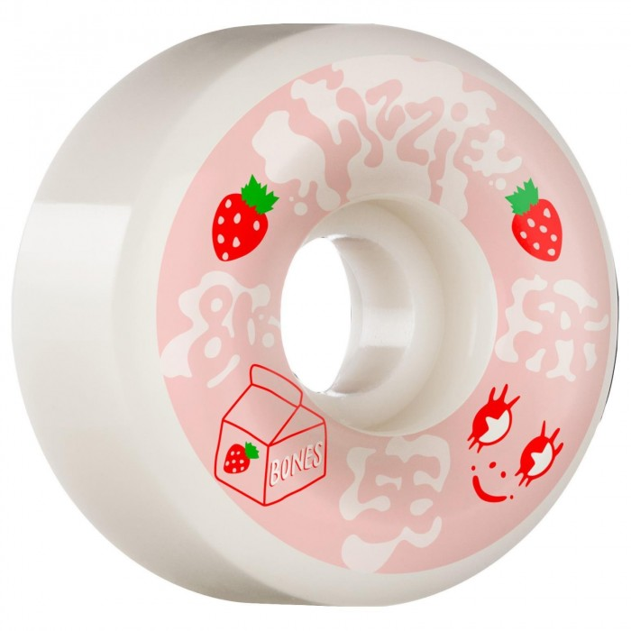 Bones Wheels SPF Armanto Spilt Milk P6 Wdct 8 White 56mm