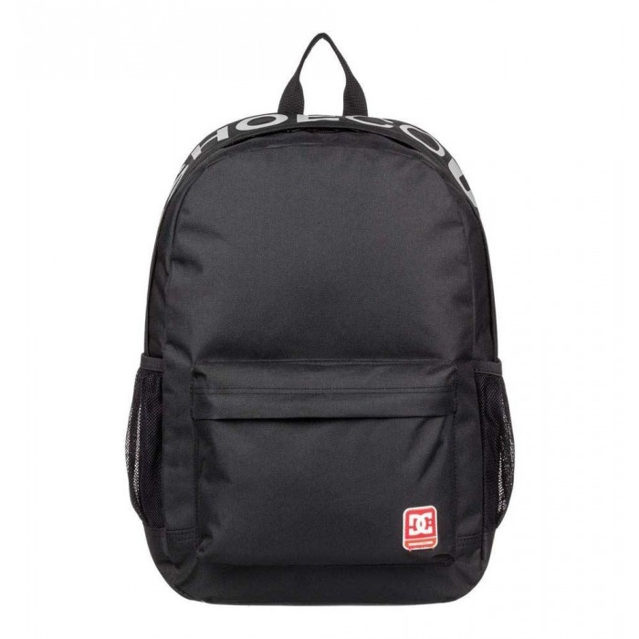 DC Shoes Backsider Backpack Bag Black