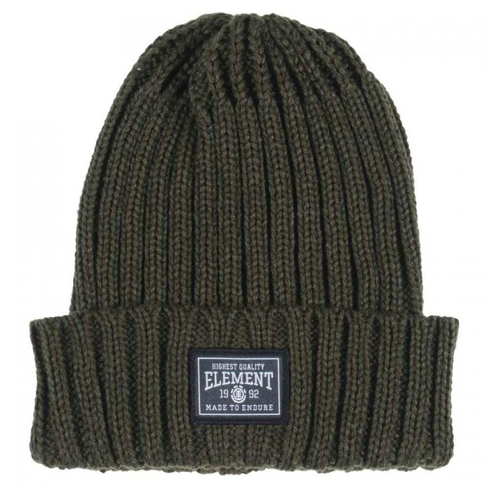 Element Counter Beanie Hat Olive Drab