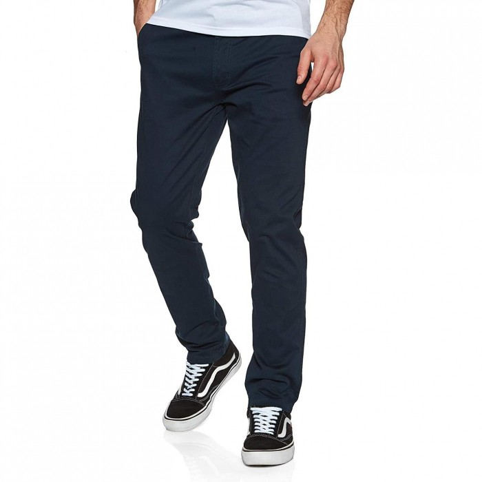 Element Howland Classic Chino Pants Eclipse Navy