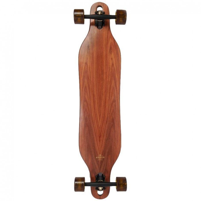 """Arbor Performance Factory Complete Skateboard Flagship Axis Multi 37"""""""