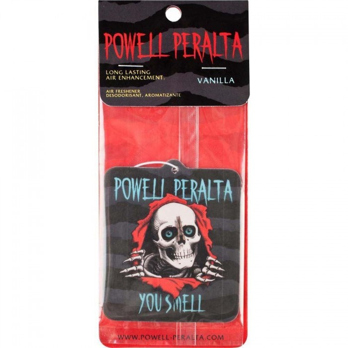 Powell Peralta Skateboards Air Freshener Ripper Vanilla