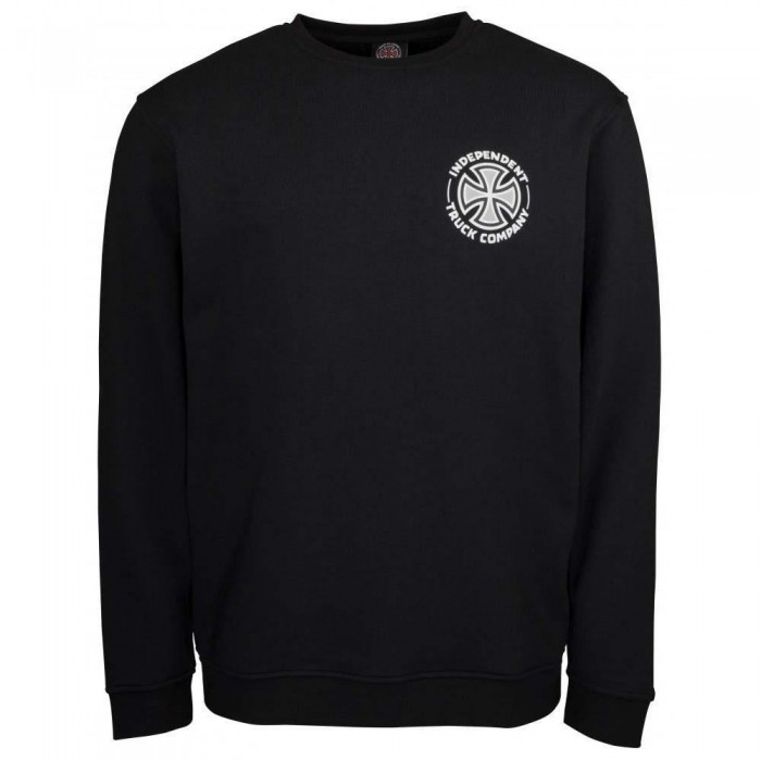 Independent Truck Co Meld Crewneck Sweatshirt Black