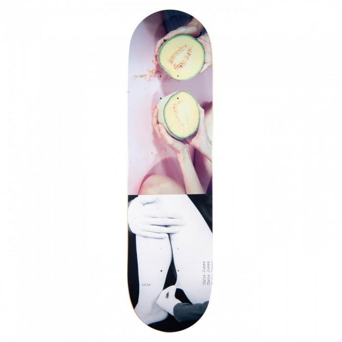 Isle Artist Series Jenna Westra Jones Skateboard Deck 8.375""